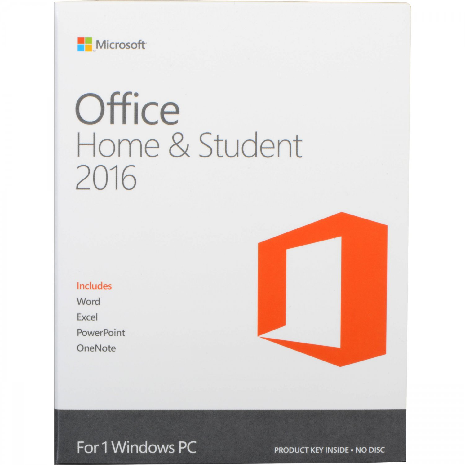 Microsoft Office 2016 Home and Student Windows