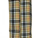 HIGH QULITY SCOTTISH PIPER PLAID Camel Thompson FLY PLAIDS TARTAN OPTION OF 4 COLOURS