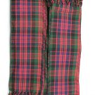 Scottish Kilt Fly Plaids In Macleod Tartan Piper Fly Plaid 3 /1/2 Yards Uniforms