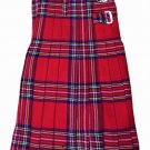 Traditional Highland Scottish Royal Stewart Tartan kilt-Skirt