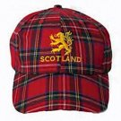 Royal Stewart Tartan Baseball Golf Cap