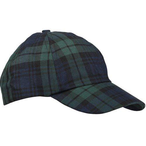 Black Watch Tartan Baseball Golf Cap