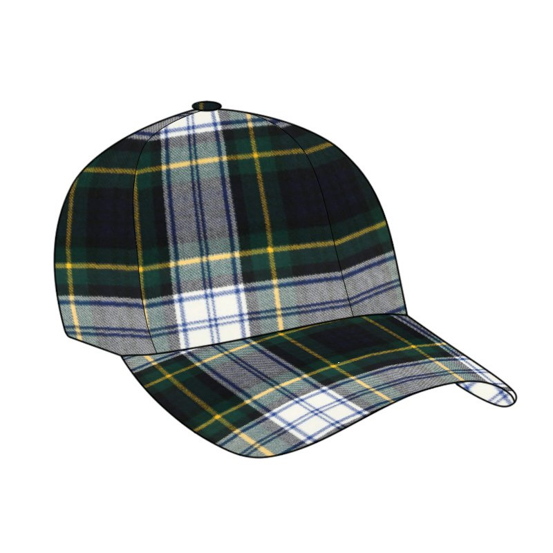 Dress Gordon Tartan Baseball Golf Cap