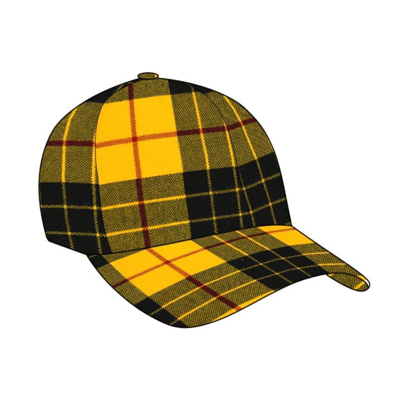 McLeod of Lewis Tartan Baseball Golf Cap
