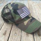 Digital Camo Tactical Operator Contractor Military Patch Cap Hat