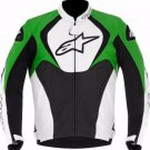 Men Motorcycle Racing Biker Leather Jacket XS-6XL Size Available