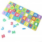 Mini 36pcs Puzzle Kid Toy Alphabet 0-9 A-Z Letters Numeral Foam Mat