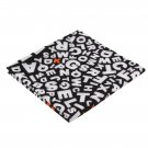 Bicycle Outdoor Sport Multifunction Letter Pattern Head Scarf Magic Headband