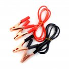 7.5Ft 500A Car Truck Van Suv Tangle Free Jumper Cables Power Booster Free Bag