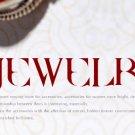 Gold Geometric cutouts Brooch Triangle Stud Earrings Fashion Jewelry