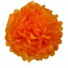 "8"" 10"" Paper Pom Poms Flowers Balls Wedding Birthday Party Decorations"