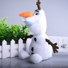 Cute Olaf Plush Kids Toys Kawaii 23cm Snowman Cartoon Plush Toys Doll Soft St...
