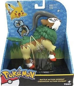 Pokmon - Action Feature Figure Assorted Random Figure