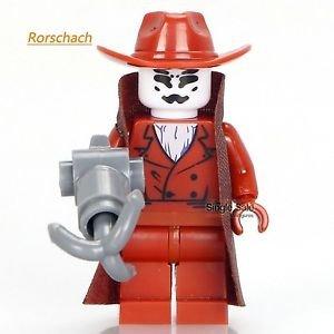 XINH387 Rorschach Single Sale DC Super Hero Watchmen Minifigures Building Blo...