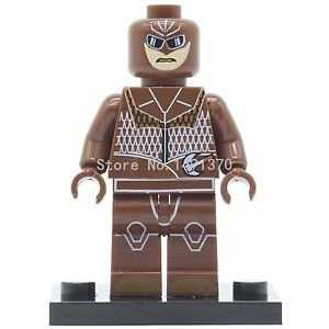 XINH 392 DC Super Hero Watchmen Minifigures Owlman Single Sale Building Block...