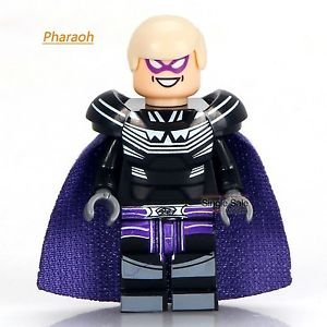 XINH391 Pharaoh Single Sale DC Super Hero Watchmen Minifigures Building Block...