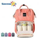 Sunveno Fashion Mummy Maternity Nappy Bag Brand Large Capacity Baby Bag Trave...