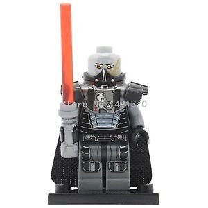 PG666 Star Wars Knights of the Old Republic II Minifigures Sith Lords Single ...