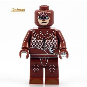 XINH392 Owlman Single Sale DC Super Hero Watchmen Minifigures Building Blocks...