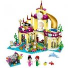 BELA 10436 Princess Undersea Palace Girl Friends Building Blocks 383pcs Brick...