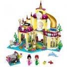 BELA 10436 Princess Undersea Palace Girl Friends Building Blocks 383pcs Brick...