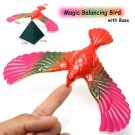 Free shipping Balance Eagle Bird Toy Magic Maintain Balance Home Office Fun L...