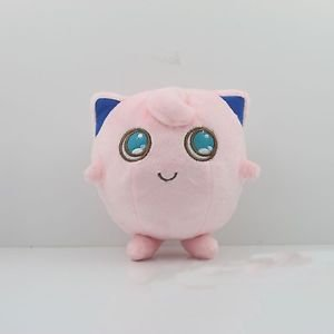 Cute Pokemon Jigglypuff Figures Soft Stuffed Plush Doll Kids Children Toy Gift