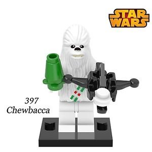 Building Blocks Chewbacca Star Wars Minifigures Single Sale Rogue One Darth M...