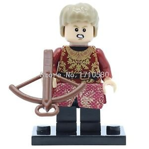 Joffrey Lannister Minifigures Game of Thrones Ice and Fire Superhero