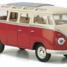 1962 Volkswagen Classical Bus 1:32 Kinsmart diecast car model