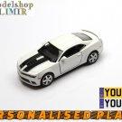 2014 Chevrolet Camaro w/ printing Kinsmart diecast car model