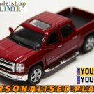 2014 Chevrolet Silverado Kinsmart diecast car model