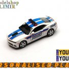 2014 Chevrolet Camaro Police Kinsmart diecast car model