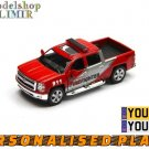 2014 Chevrolet Silverado Firefighter Kinsmart diecast car model
