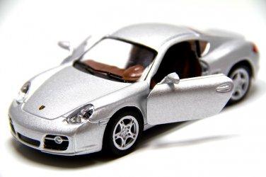 Porsche Cayman S of Kinsmart diecast car model
