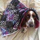 Flannel & Fleece Dog Blanket