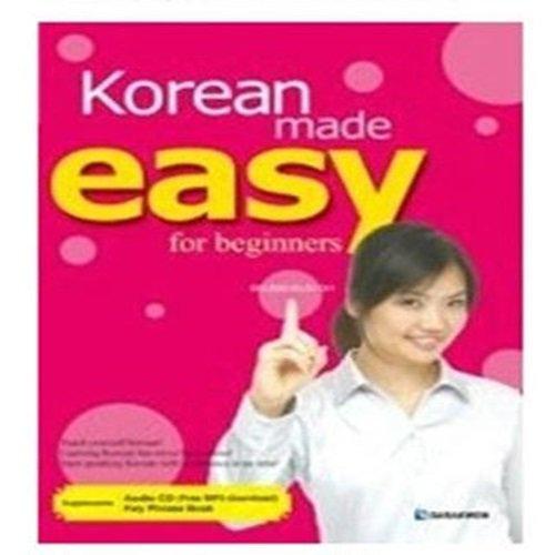 KOREAN MADE EASY FOR BEGINNERS kpop  korean language book