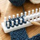 knitting loom muffler diy set
