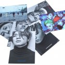 bigbang postcard set 2017 bigbang awesome