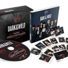 BTS - DARK&WILD (Vol. 1) CD+2 Photocards+Photobook with Extra Photocards Set