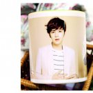 Jang Keun Suk photo mug cup
