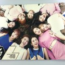 twice goods twice photo poster 12pcs photo bromide with photo sticker