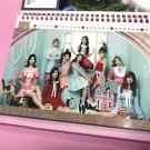 twice calendar 2017 2018 with photo sticker