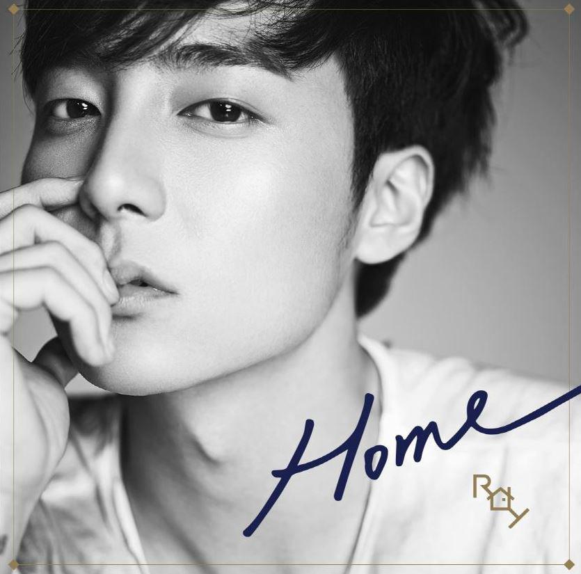 ROY KIM - Home (Vol. 2) CD K-POP KPOP