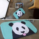 microfiber bear mat foot mat door mat funny mat home decor