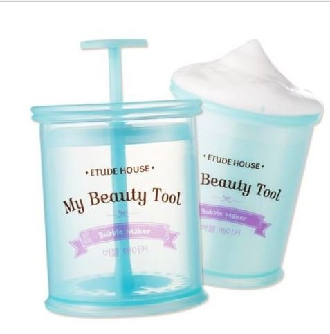 bubble maker marshmallow whip maker cleansing micro bubble cosmetics beauty