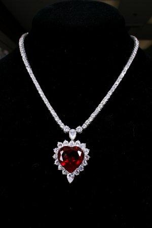 Necklace (Heart). Very Stylish