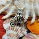 Carriage 925 Sterling Silver