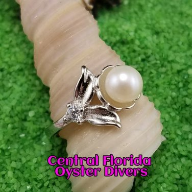 Petal Ring 925SS