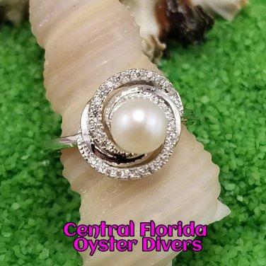 Swirl Ring 925SS
